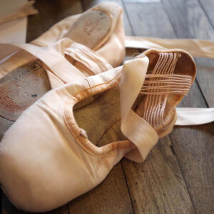 Ballet shoes Photo by Mark Lees courtesy of RAD